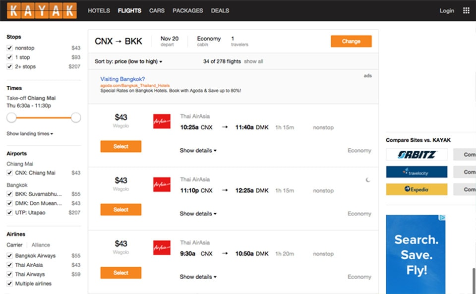 How to book cheap flights like a pro breathing travel for Where can i find cheap airfare