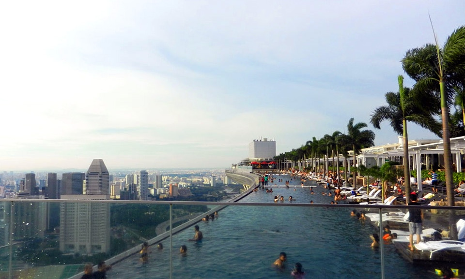 A Visit To The Top Of The Marina Bay Sands In Singapore Breathing