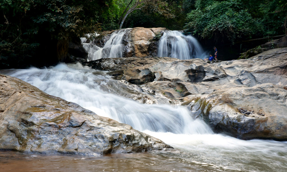 Mae-Sa-Waterfalls