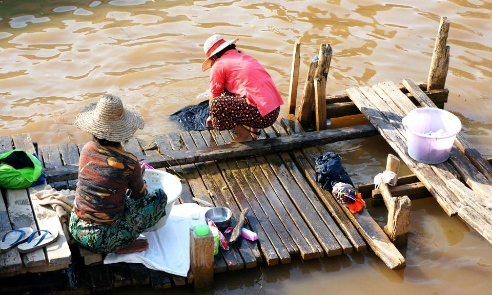 washing-myanmar
