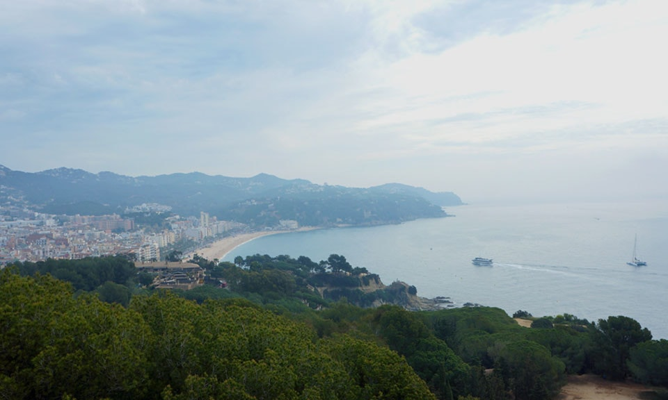 lloret-view-from-castle