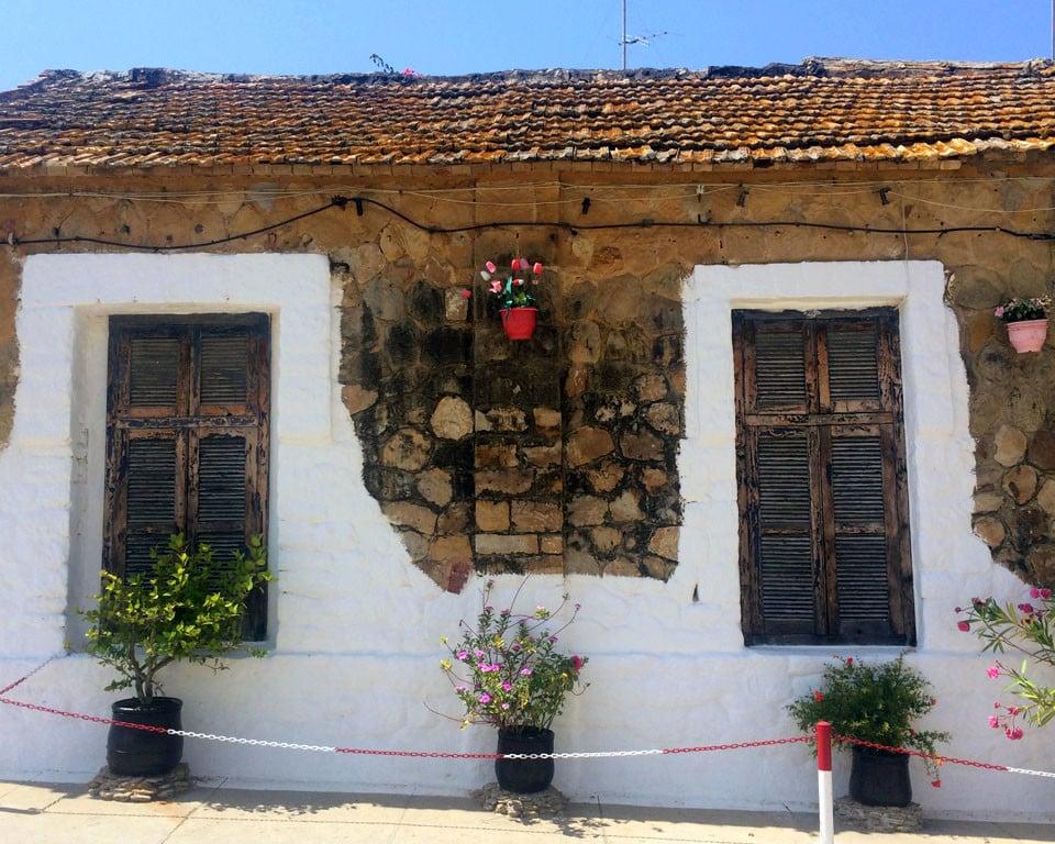 beautiful houses medina Asilah Morocco
