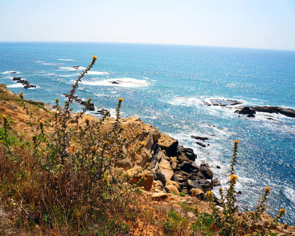 coast line of Asilah