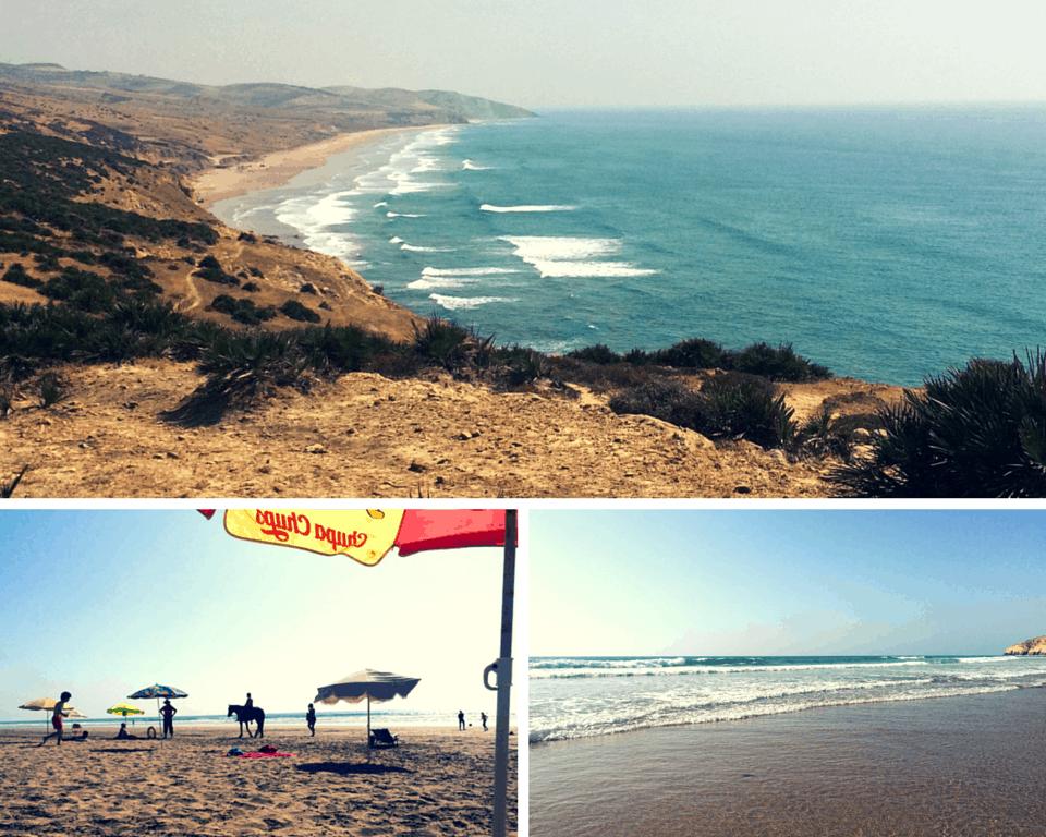 paradise beach asilah morocco