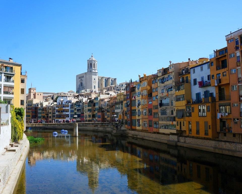 Girona Cases de l'Onyar