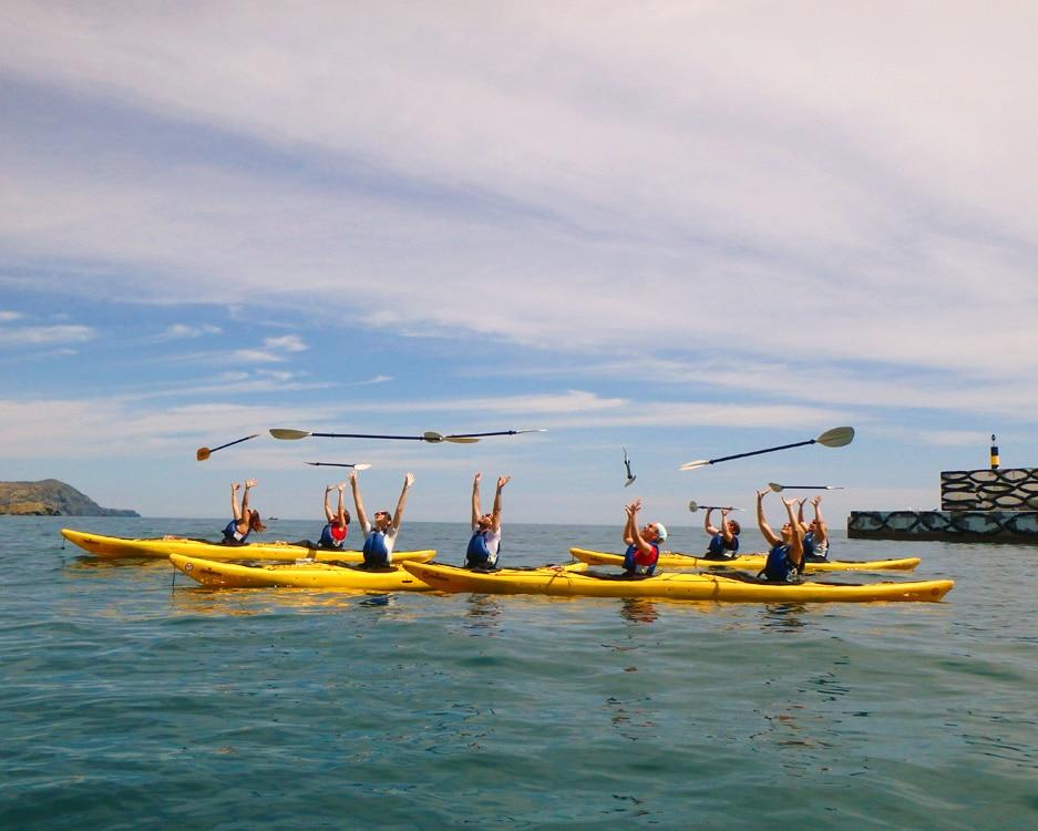kayaking SK Kayak Llanca