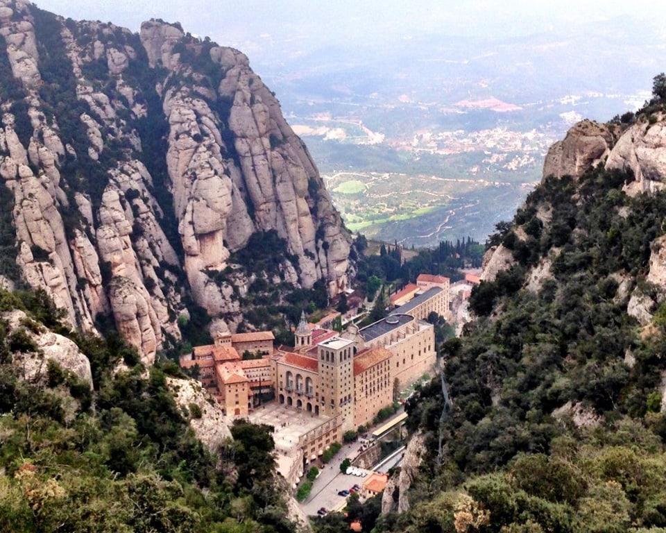 Montserrat Mountan