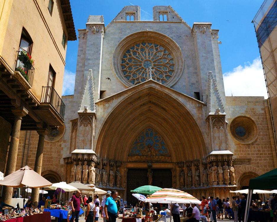 Tarragona Cathedral Spain