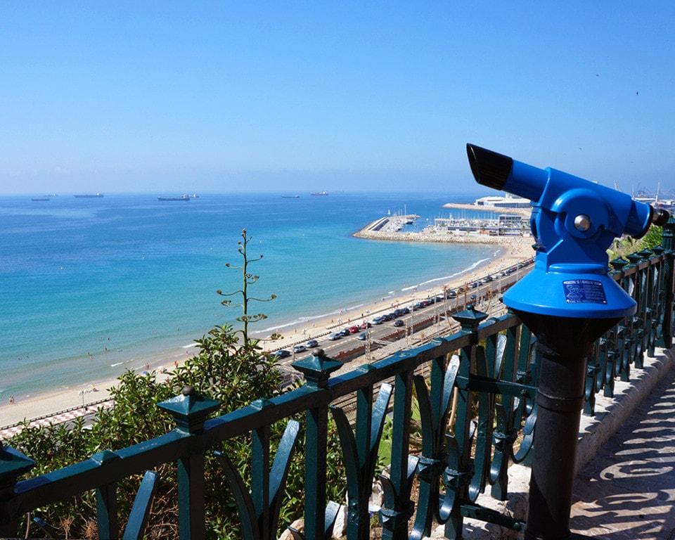 tarroagona beach promenade