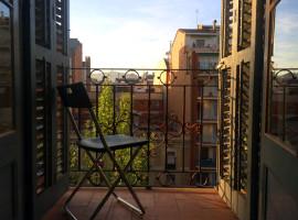 balcony Avenida Mistral
