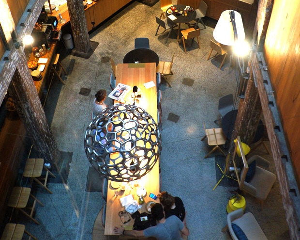 Ovolo 1888 Darling Harbour Lobby