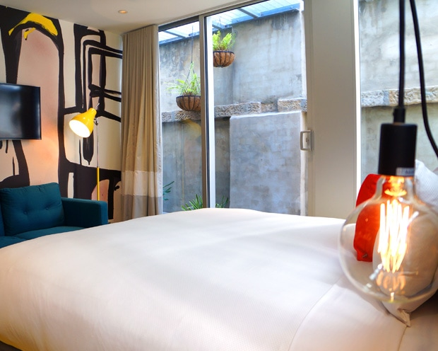 Ovolo 1888 Darling Harbour King Room
