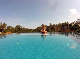 infinity pools bali