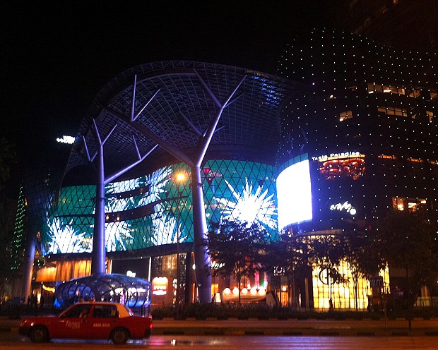 ION Orchard Shopping Mall Orchard Road Singapore
