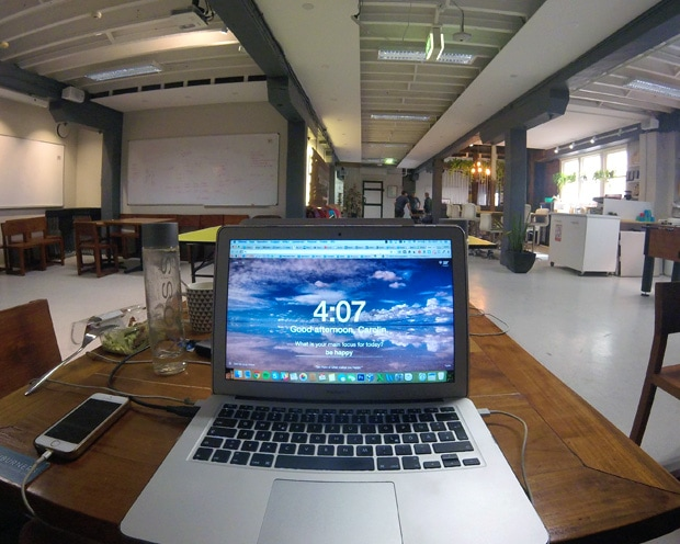 Fishburners Coworking Space Sydney