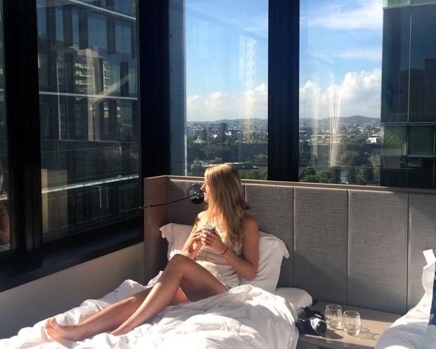 Good morning view Capri by Fraser Brisbane