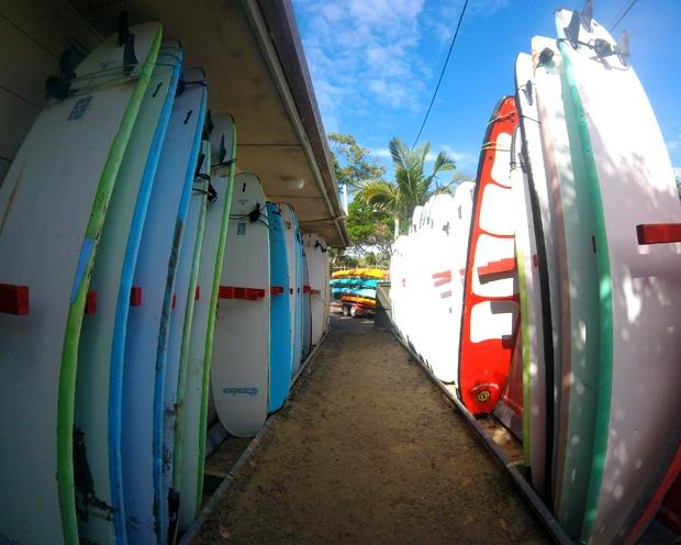 Surfcamp Spot X Mojosurf