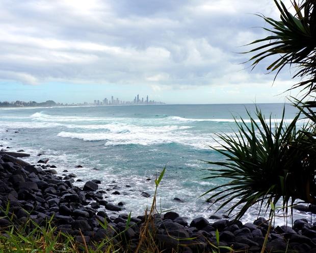Surfers Paradise Skyline