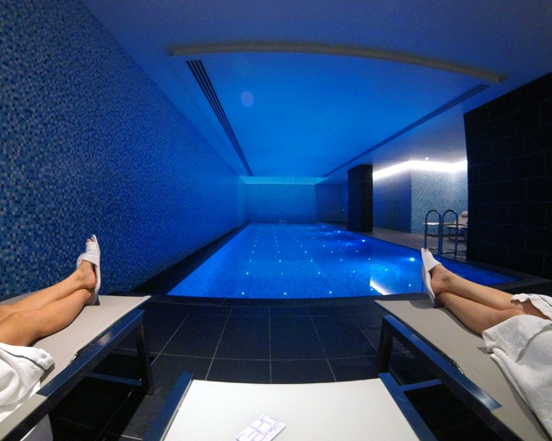 Capri by Fraser Brisbane indoor pool