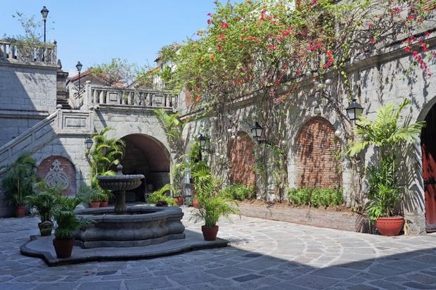 Intramuros Casa Manila Philippines