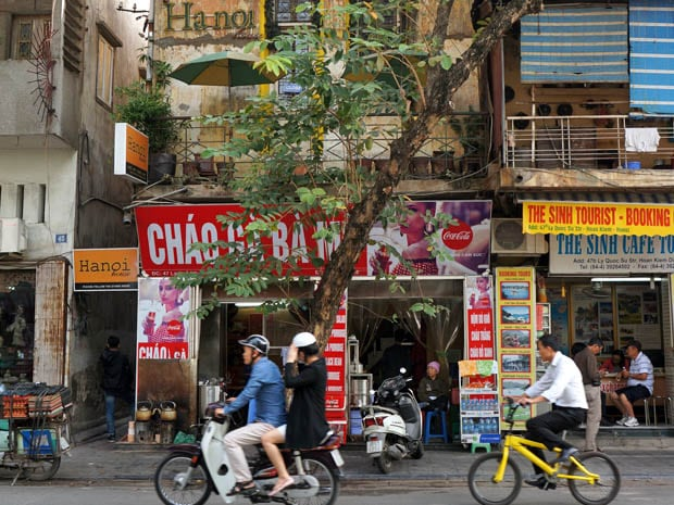 Hidden Gems Hanoi Vietnam