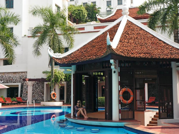 Sheraton Hanoi Vietnam